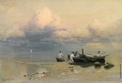 Клевер Ю. Ю. Возвращение рыбаков