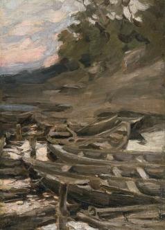 Архипов А. Е. Лодки