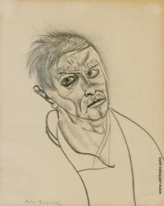 Григорьев Б. Д. Портрет мужчины