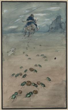 Иванов П. П. Погоня в пустыне