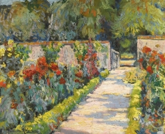 Альтман А. Солнечный сад
