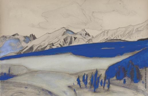 Рерих Н. К. Тибет