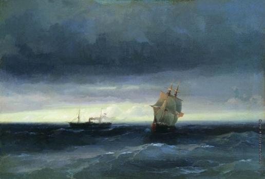 Айвазовский И. К. Море