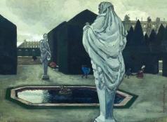 Бенуа А. Н. Фантазия на Версальскую тему