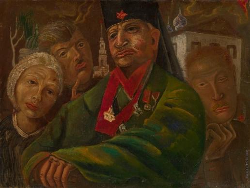 Григорьев Б. Д. Генерал Красной армии