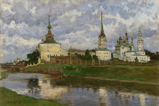 Маковский А. В. Соликамск