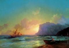 Айвазовский И. К. Море. Коктебель