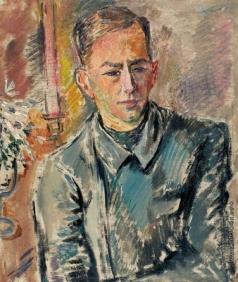 Софронова А. Ф. Мужской портрет
