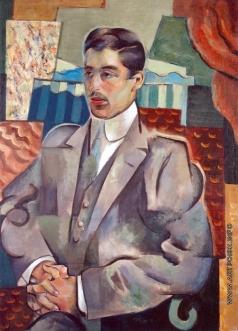 Баранов-Россинэ В. Д. Портрет посла