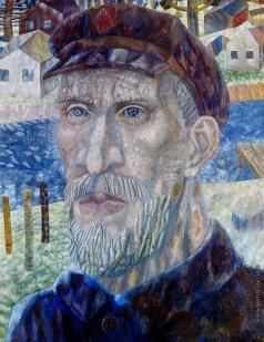Филонов П. Н. Колхозник