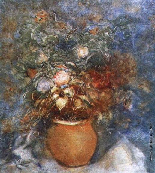 Татлин В. Е. Цветы