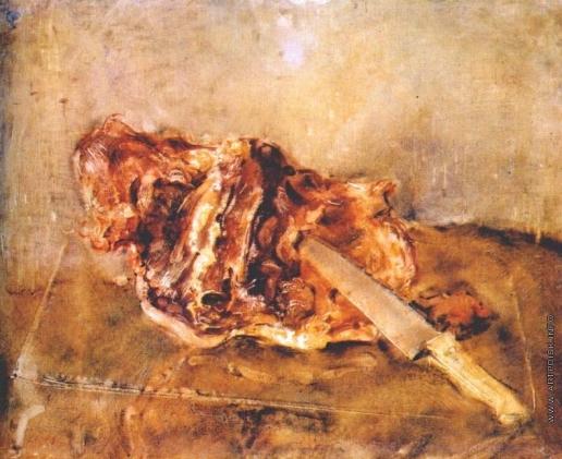 Татлин В. Е. Мясо