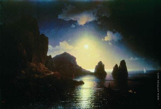 Айвазовский И. К. Морской вид
