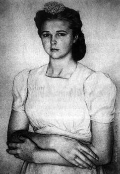 Шаляпин Б. Ф. Софья Волконская (внучка С. Рахманинова)