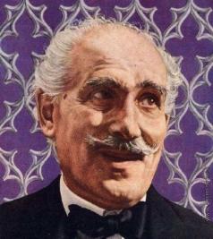 Шаляпин Б. Ф. Портрет Артуро Тосканини
