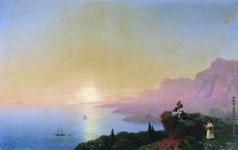 Айвазовский И. К. Морской залив