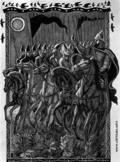 Фаворский В. А. Иллюстрация к «Слову о полку Игореве»