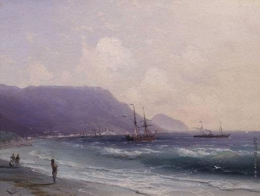 Айвазовский И. К. Морской пейзаж