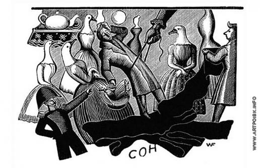 Фаворский В. А. Иллюстрация