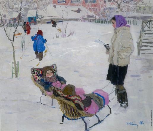 Яблонская Т. Н. Близнецы
