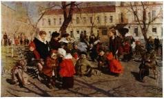 Яблонская Т. Н. Весна