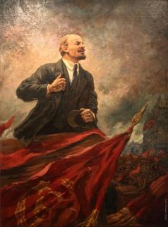 Герасимов А. М. Ленин на трибуне