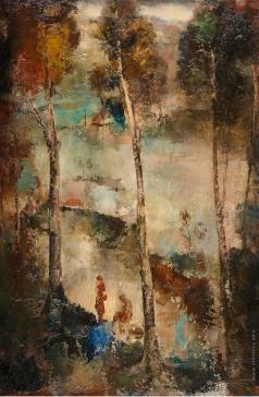 Глюкман Г. Е. В лесу