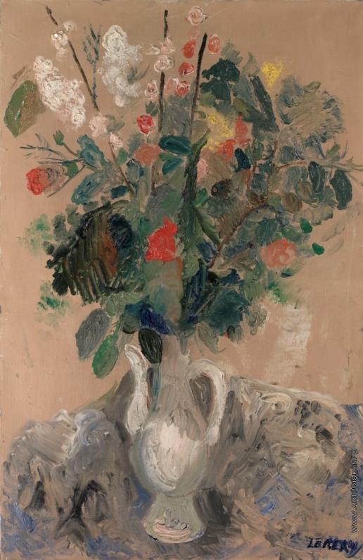 Ланской А. М. Натюрморт с цветами