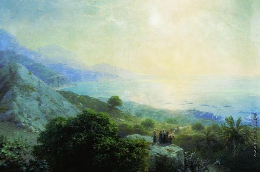 Айвазовский И. К. Остров Крит