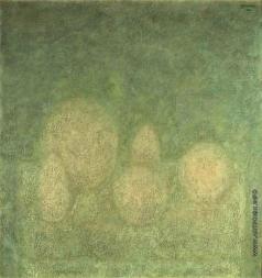 Вейсберг В. Г. Натюрморт с шарами (Три шара и два яйца)