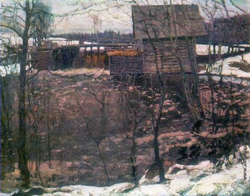 Жуковский С. Ю. Мельница