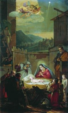 Шебуев В. К. Рождество Христово