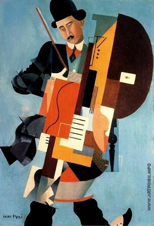 Пуни И. А. Синтетический музыкант