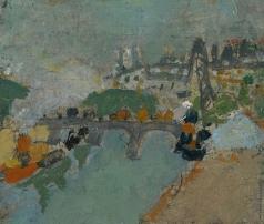 Пуни И. А. Мосты над Сеной