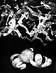 Пименов Ю. И. Композиция на тему оперы С.С.Прокофьева «Любовь к трем апельсинам»