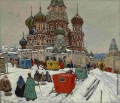Аралов В. Н. Храм Василия Блаженного