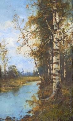 Розен К. И. Летний пейзаж