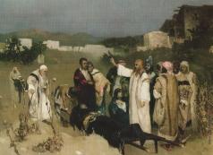 Котарбинский В. А. Воскрешение сына вдовы