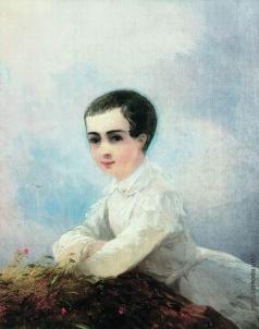 Айвазовский И. К. Портрет И.Х. Лазарева