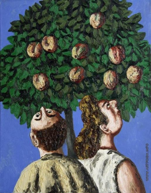 Нестерова Н. И. Персиковое дерево