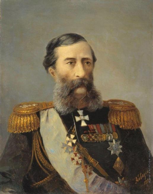 Айвазовский И. К. Портрет Лорис-Меликова