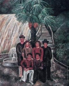 Нестерова Н. И. Водопад