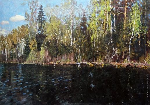 Жуковский С. Ю. Синяя вода