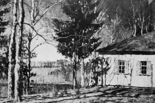 Жуковский С. Ю. Белый домик