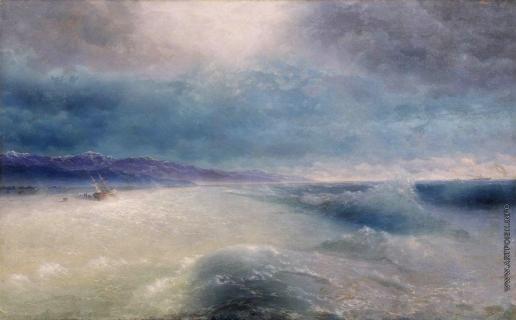Айвазовский И. К. После бури