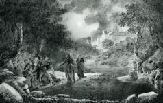 Айвазовский И. К. Предательство Иуды
