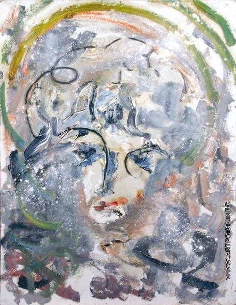 Зверев А. Т. Романтический портрет