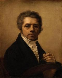 Венецианов А. Г. Автопортрет