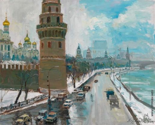 Налбандян Д. А. Кремль
