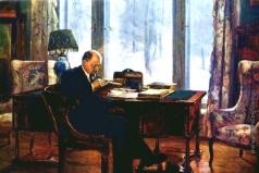 Налбандян Д. А. В.И.Ленин в Горках